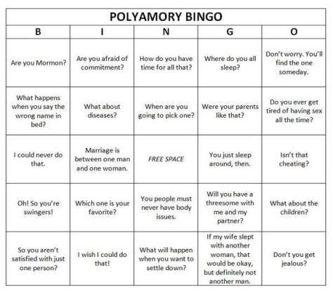 Poly Bingo